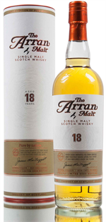 The Arran Malt Scotch Single Malt 18 Year...